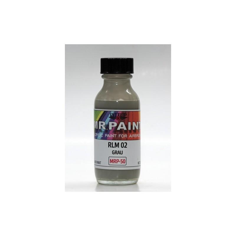 RLM 02 Grau