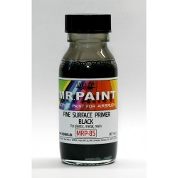 MRP-85 Fine Surface Primer - Black (60ml)