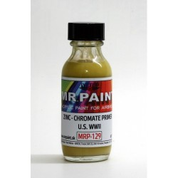 WWII US - Zinc-Chromate primer