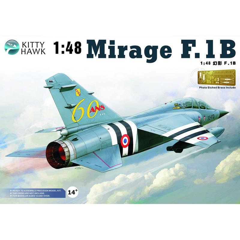 Mirage F.1B