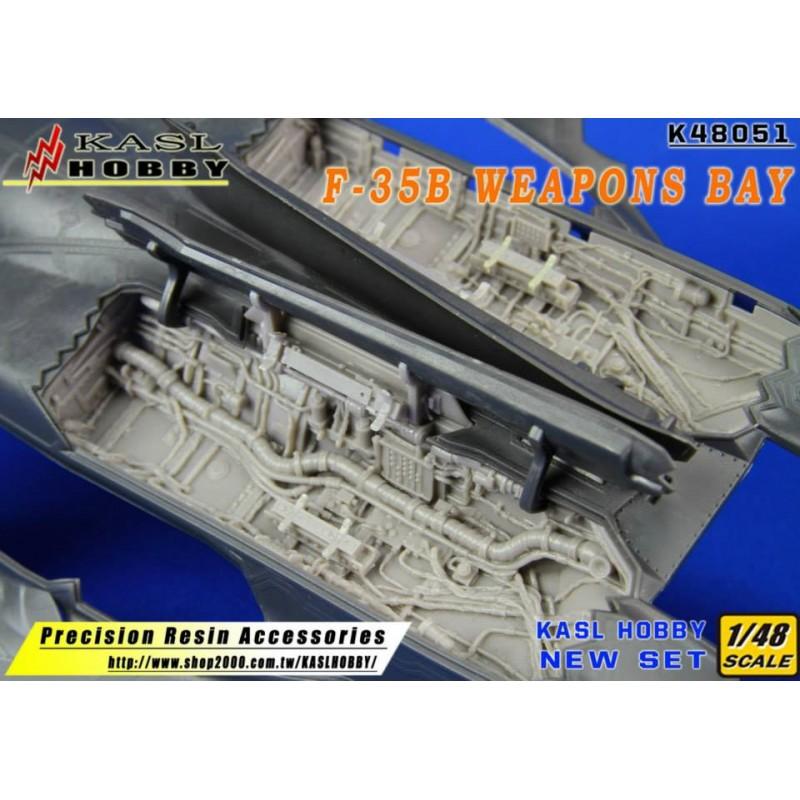 Baie d'armement F-35B