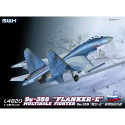 SU-35S Flanker E