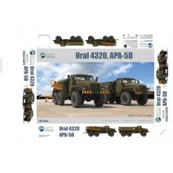 URAL 4320 & APA-5D